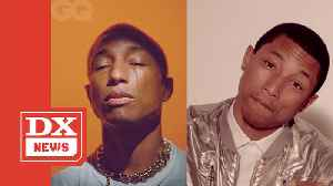 Pharrell Clears Air On 'Blurred Lines' Chauvinism In New GQ Interview [Video]