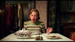 News video: Jojo Rabbit Movie Clip - This Table is Switzerland - Scarlett Johansson