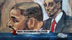 Former UA assistant basketball coach Book Richardson released from federal prison [Video]