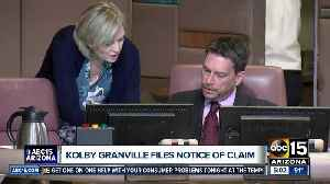 Ousted Tempe councilman files $2.5 notice of claim vs city [Video]