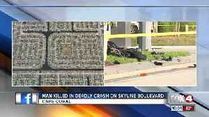 Man killed on Skyline Boulevard Cape Coral [Video]