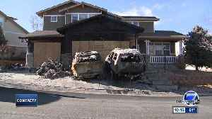 Aurora family still dealing with insurance issues after devastating house fire [Video]