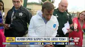 Murder suspect says murders were 'for God' [Video]