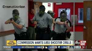 Panel: Florida should tighten school shooter drills [Video]