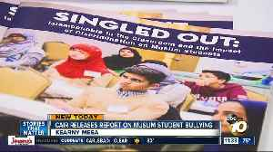 CAIR releases latest findings on bullying and discrimination of Muslim students in California [Video]
