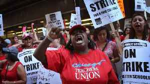 Comparison Of Chicago Administrations As Teacher Strike Looms [Video]