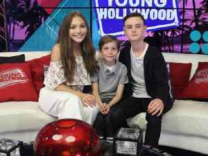 Maddie Ziegler Talks Intimidation With Book of Henry Co-Stars [Video]