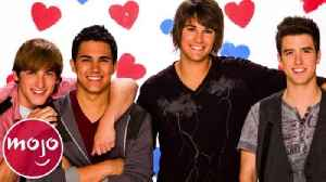 Top 10 Best Big Time Rush Songs [Video]