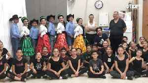 Bay Area Dance Company Keeps the Folklorico Dance Tradition [Video]