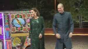 News video: Royals meet Pakistan's Prime Minister