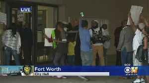 Team Coverage: Atatliana Jefferson's Murder Leads To Protests, Changes At Fort Worth City Hall [Video]