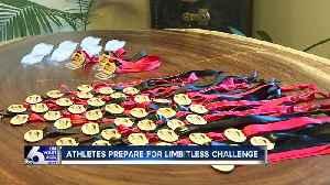 Athletes prepare for Limbitless Challenge [Video]
