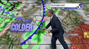 Scott Dorval's On Your Side Forecast - Tuesday 10/15/19 [Video]