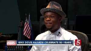GMA celebrates 50 years of Dove Awards [Video]