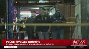 Police Involved Shooting In Brooklyn [Video]