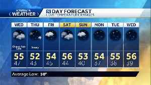 Tuesday p.m KSBW Weather Forecast 10.15.19 [Video]