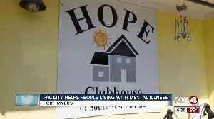 Hope Clubhouse helps people living with mental illness [Video]