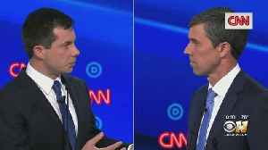 Beto O'Rourke, Pete Buttigieg Spar Over Mandatory Buybacks During 4th Democratic Primary Debate [Video]