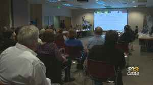 Meeting Discusses Changes To BWI Flight Paths [Video]
