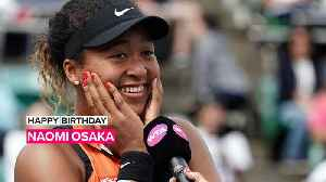 How Naomi Osaka became the WTA'S No.1 tennis player at 22 [Video]