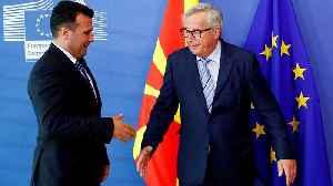 France rejects talks with Balkan hopefuls on EU membership [Video]