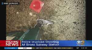 NYPD: Police Shoot Armed Suspect On Bronx Subway Platform [Video]
