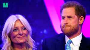 Prince Harry Breaks Down As He Talks Fatherhood At WellChild Awards [Video]