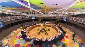 EU leaders to discuss climate change budget [Video]