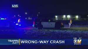 1 Dead After Car Crashes Head-On Into 18-Wheeler In Fort Worth [Video]