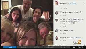 Jennifer Aniston Joins Instagram [Video]