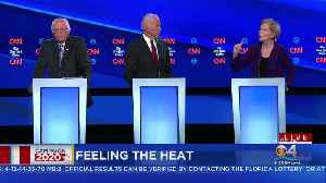 Democratic Presidential Candidates Take Stage In Fourth Debate [Video]