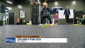 Delafield gym shows kids that fitness is fun with CrossFit classes [Video]