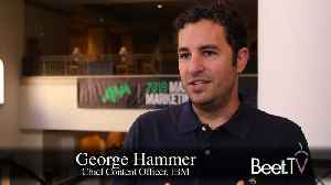 IBM's Hammer: A Brand Is a Great Place for Creatives [Video]