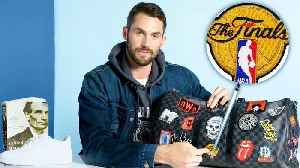 10 Things Kevin Love Can't Live Without [Video]