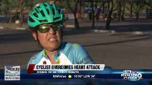Tucson woman uses near-death experience to inspire kindness in El Tour De Tucson [Video]