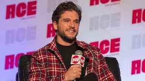 Kit Harington considers former 'Game of Thrones' co-stars his siblings [Video]