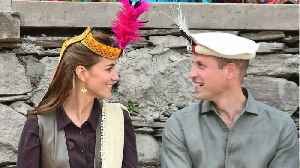 Kate Middleton And Prince William Made History In Pakistan [Video]