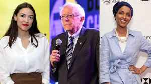 News video: Reps. AOC and Ilhan Omar Will Endorse Bernie Sanders for President