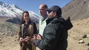 William and Kate in Pakistan: The highlights so far [Video]