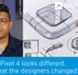News video: How Google Redesigned The Pixel 4