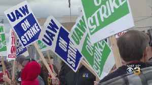 News video: United Auto Workers, General Motors Reach Tentative Deal To End Strike
