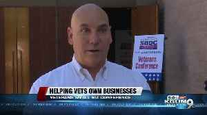 'Veterans Making an Impact' as local small business owners [Video]