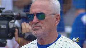Joe Maddon Signs Three-Year Deal As Manager For The Angels [Video]