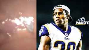 Jaguar Fans BURN Jalen Ramsey Jerseys & React To The Cornerback Being Traded To LA Rams! [Video]