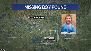 6-Year-Old Boy Found Safe After Going Missing For Nearly 10 Hours Near Becker [Video]
