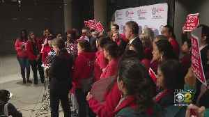 CPS Classes Cancelled For Thursday As CTU Prepares To Strike [Video]