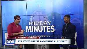 Midday Minutes: Kyria Stevens on digital media and financial literacy for FREE [Video]