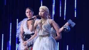 Nicki Minaj sworn to secrecy over 'epic' Adele collaboration [Video]