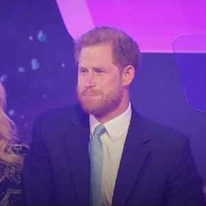 Prince Harry cries when talking about being a father [Video]