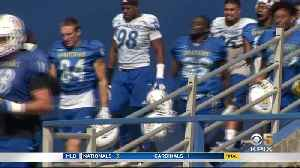 San Jose State Football 'Stacking Up Wins' [Video]